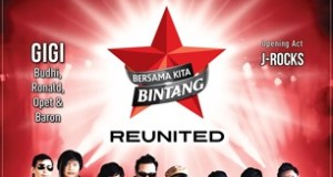 latest news konser reunited