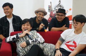 Arsy Widianto dan Yovie Nuno di IRadio Jakarta