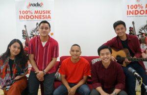 HIVI di IRadio Jakarta